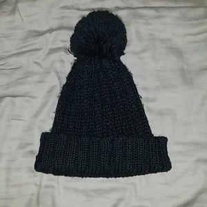 Minicci | Black knit hat